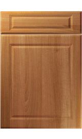 unique new fenland natural aida walnut kitchen door