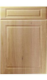 unique new fenland odessa oak kitchen door
