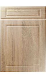 unique new fenland sonoma oak kitchen door