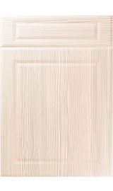 unique new fenland white avola kitchen door