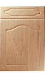 unique new sudbury light winchester oak kitchen door