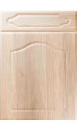 unique new sudbury moldau acacia kitchen door