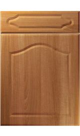 unique new sudbury natural aida walnut kitchen door