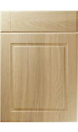 unique nova lissa oak kitchen door