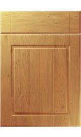 unique nova winchester oak kitchen door