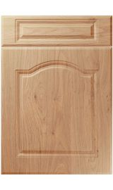 unique ribble light winchester oak kitchen door