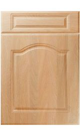 unique ribble montana oak kitchen door