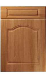 unique ribble natural aida walnut kitchen door