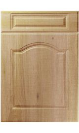 unique ribble odessa oak kitchen door