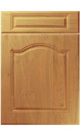 unique ribble winchester oak kitchen door