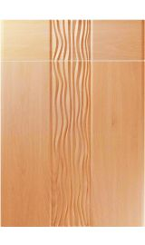 unique sahara ellmau beech kitchen door