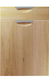 unique scoop odessa oak kitchen door