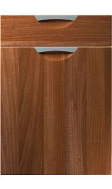unique scoop opera walnut kitchen door