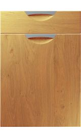 unique scoop winchester oak kitchen door