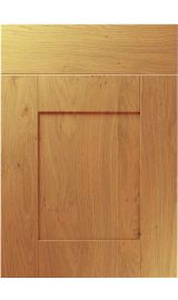 unique shaker winchester oak kitchen door