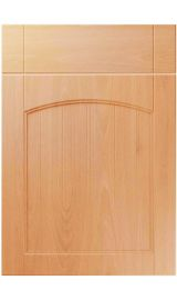 unique sutton ellmau beech kitchen door