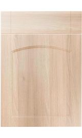 unique sutton moldau acacia kitchen door