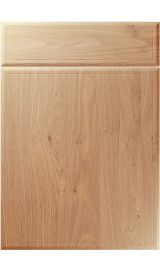 unique turin light winchester oak kitchen door