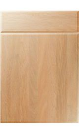 unique turin montana oak kitchen door