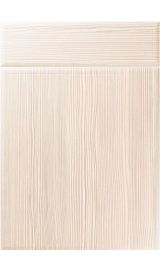 unique turin white avola kitchen door
