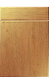 unique turin winchester oak kitchen door