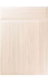 unique verona white avola kitchen door