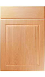 unique willingdale ellmau beech kitchen door