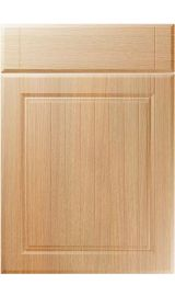 unique willingdale light ferrara oak kitchen door
