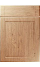 unique willingdale light winchester oak kitchen door