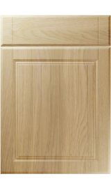 unique willingdale lissa oak kitchen door