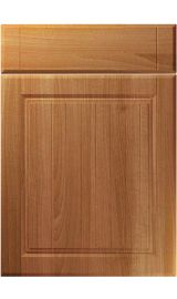 unique willingdale natural aida walnut kitchen door