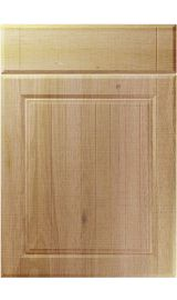 unique willingdale odessa oak kitchen door
