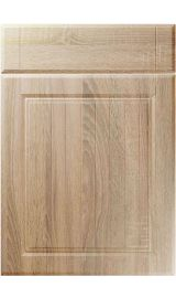unique willingdale sonoma oak kitchen door