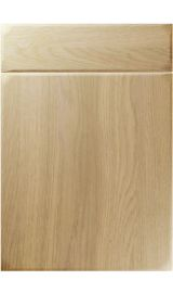 unique winwick lissa oak kitchen door