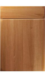 unique winwick natural aida walnut kitchen door