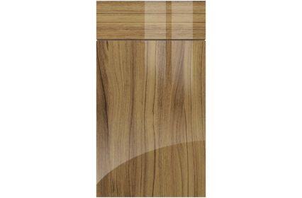 Gravity Ultragloss Tiepolo kitchen door