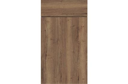Zurfiz Gladstone Tobacco Oak kitchen door