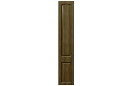 Bella Westbury Natural Walnut bedroom door