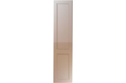 Unique Ascot High Gloss Cappuccino bedroom door