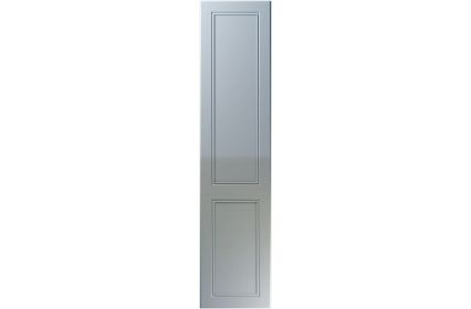Unique Ascot High Gloss Denim bedroom door