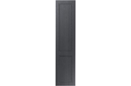 Unique Ascot Painted Oak Graphite bedroom door