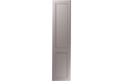 Unique Ascot Super Matt Dust Grey bedroom door
