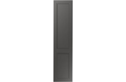 Unique Ascot Super Matt Graphite bedroom door