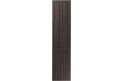Unique Benwick Hacienda Black bedroom door