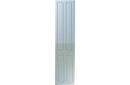 Unique Benwick High Gloss Blue Sparkle bedroom door