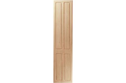 Unique Benwick Light Winchester Oak bedroom door