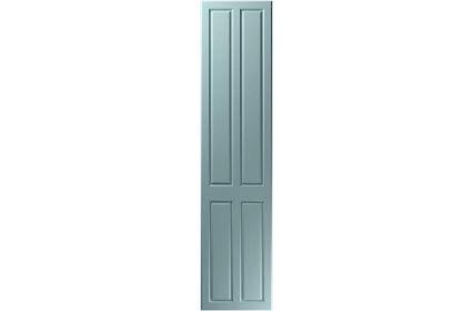 Unique Benwick Painted Oak Fjord bedroom door