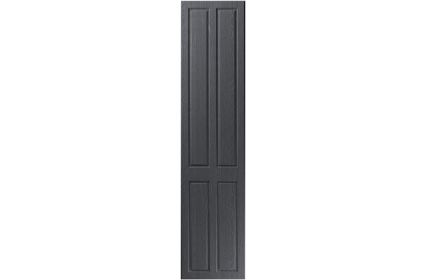 Unique Benwick Painted Oak Graphite bedroom door