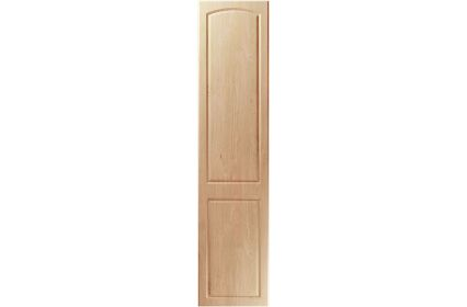 Unique Boston Light Winchester Oak bedroom door