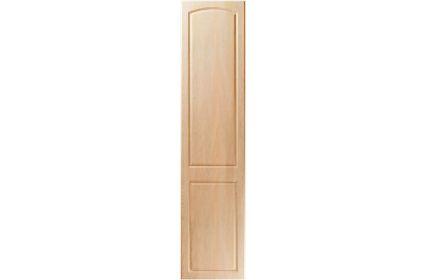 Unique Boston Montana Oak bedroom door